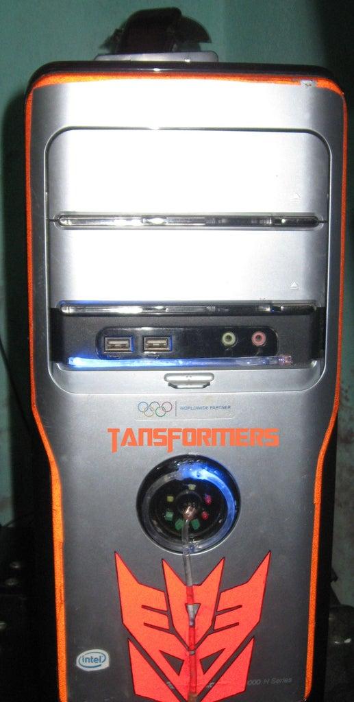 Hard Disk Drive Activity Metre