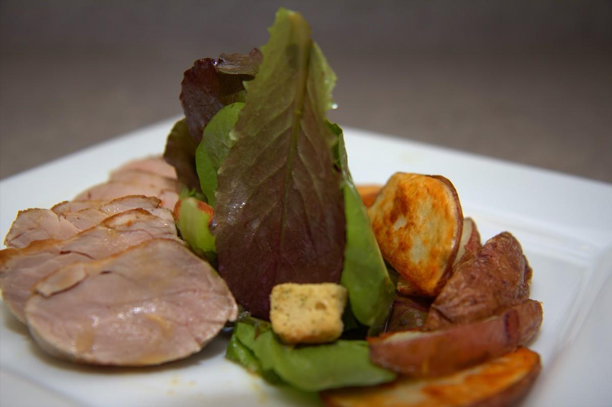 Perfectly Simple Pork Tenderloin (Sous-Vide)