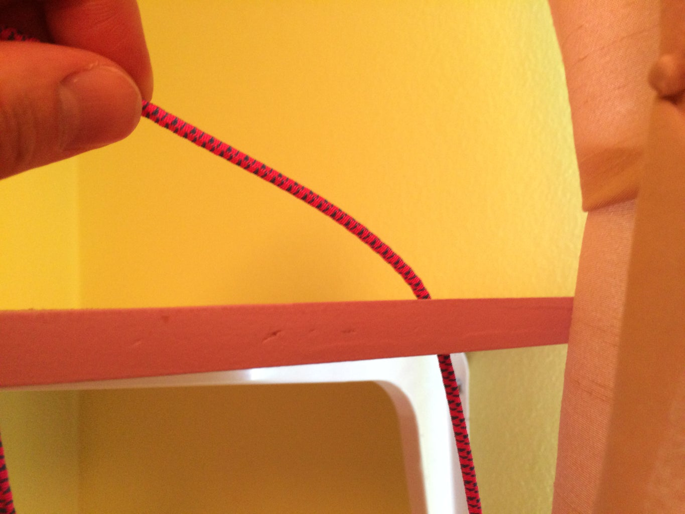 Install Bungee Cords