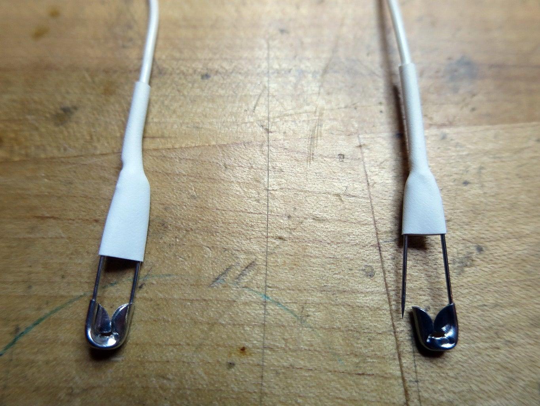 Variations: Single Layer of Shrinktube