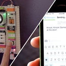 SMS Doorbell + Answering Machine