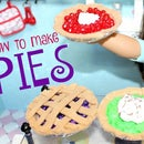 How to make American Girl Pies