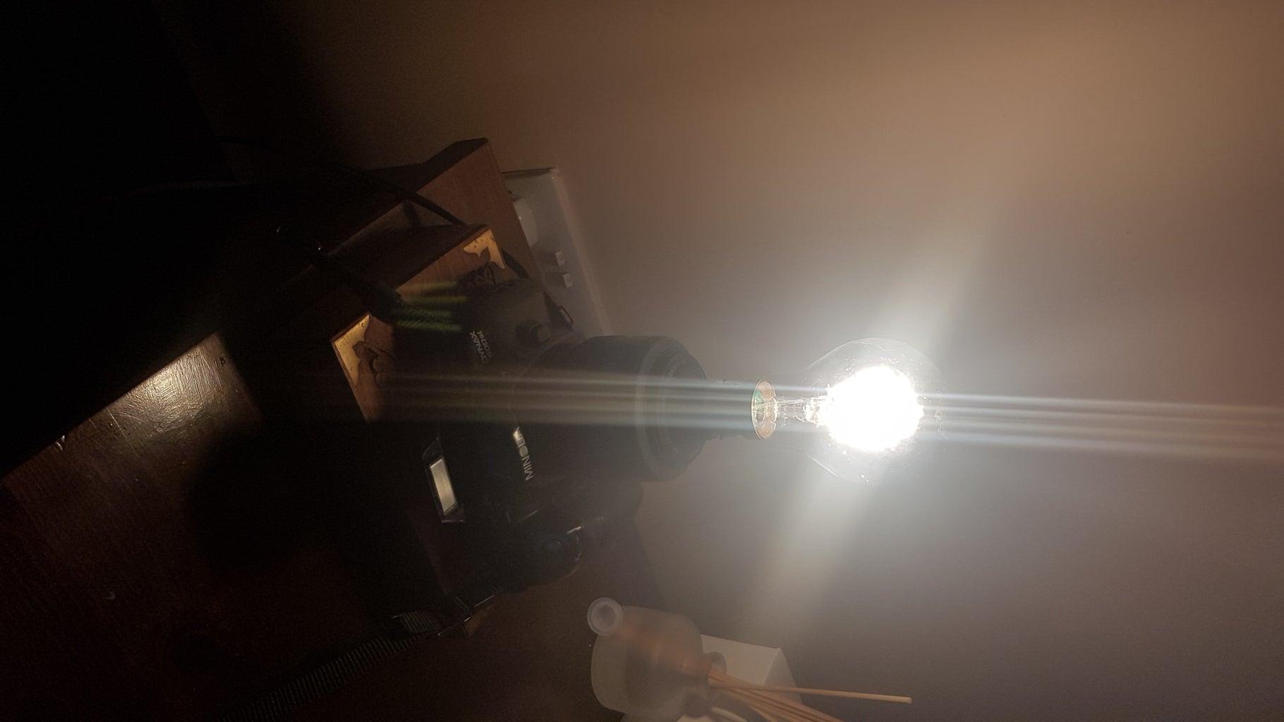 Light Her Up
