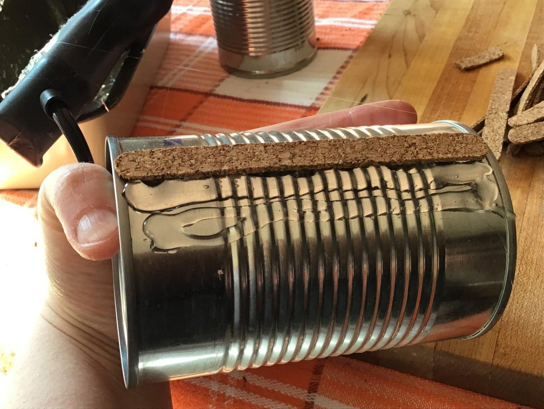 Cork Tin