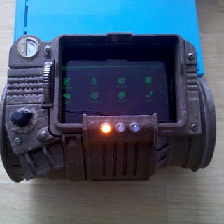 A 3D Printable Pip-Boy 3000