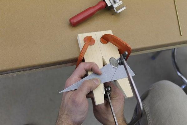How to Make a Jeweler's Bench Pin