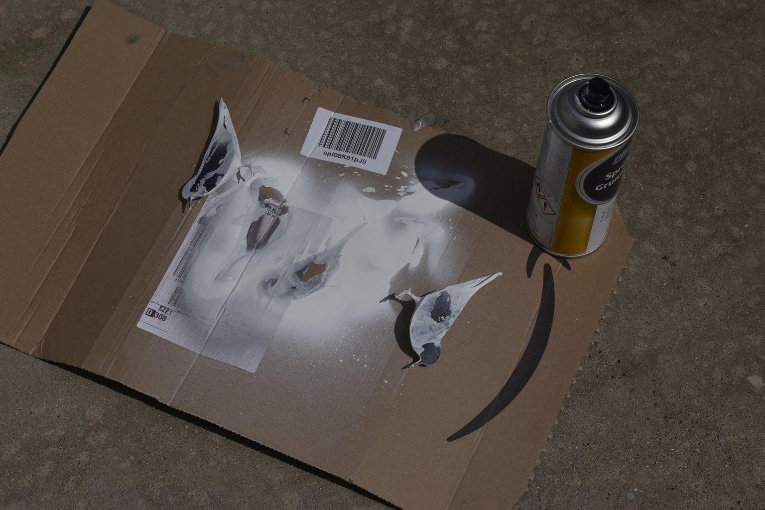 Nachbearbeiten Des 3D-Drucks