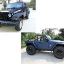 Unique Custom Jeep Build
