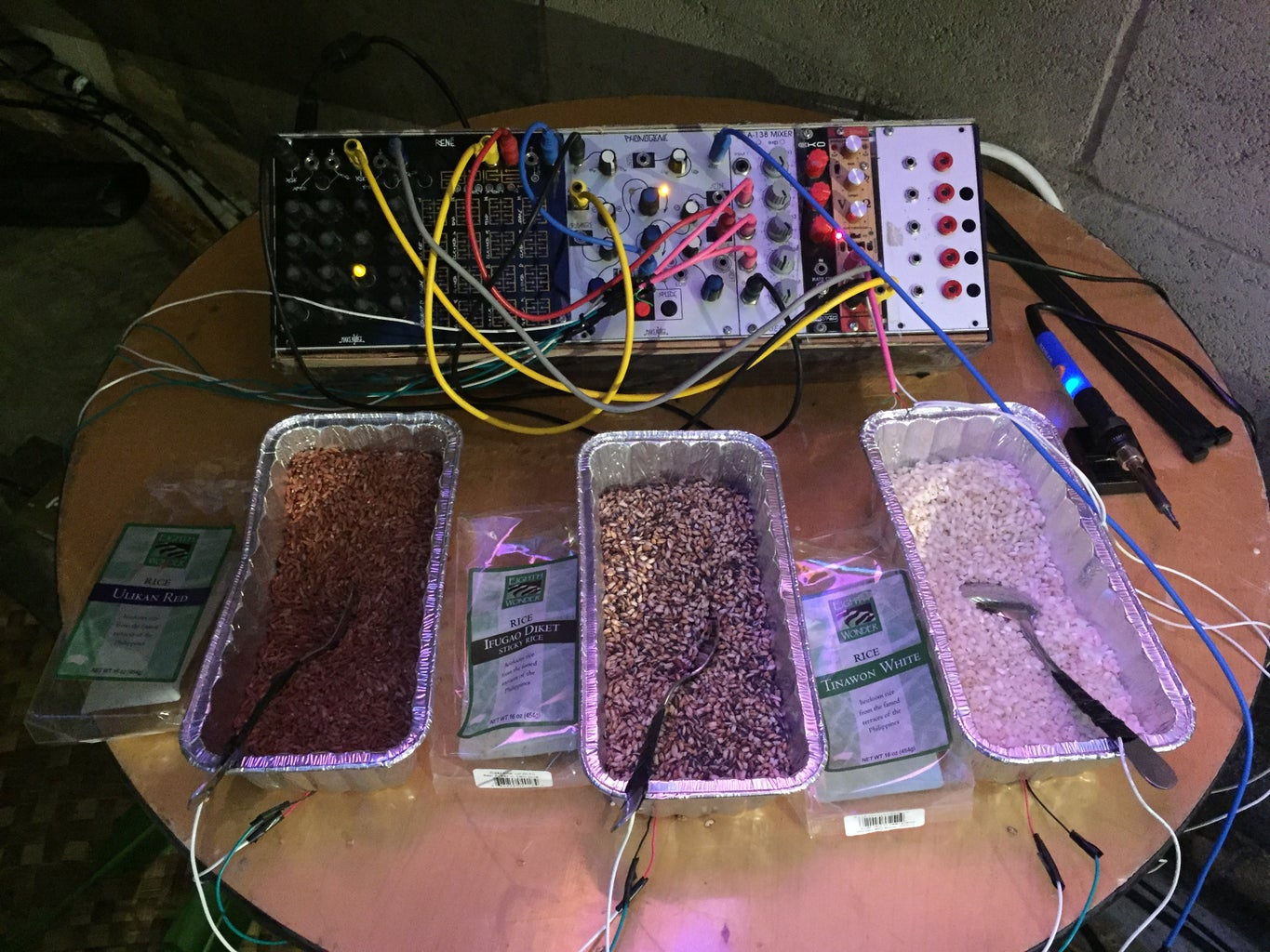 A Rice Synthesizer