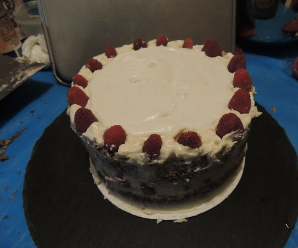 Vegan Gluten-Free Coconut Cake