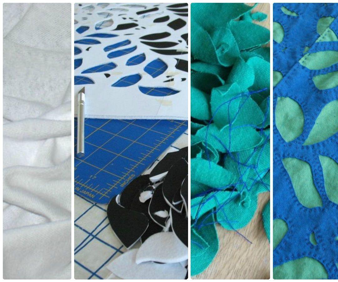 Handmade & Hand Stitched Textiles