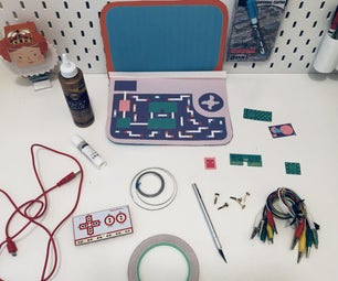 Hello Ruby Interactive Computer With Makey Makey and Scratch