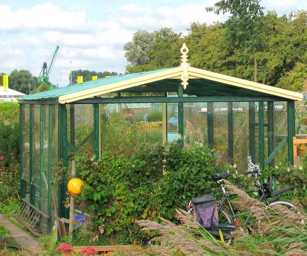 5 X 4 M Greenhouse