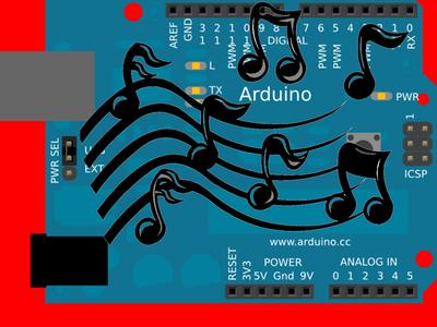 Aruino Tone (RTTL) Player