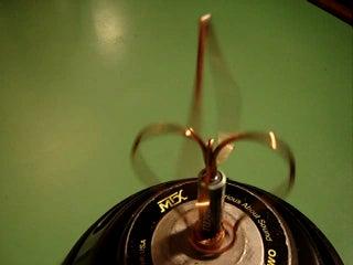 Pair of Hearts Homopolar Motor