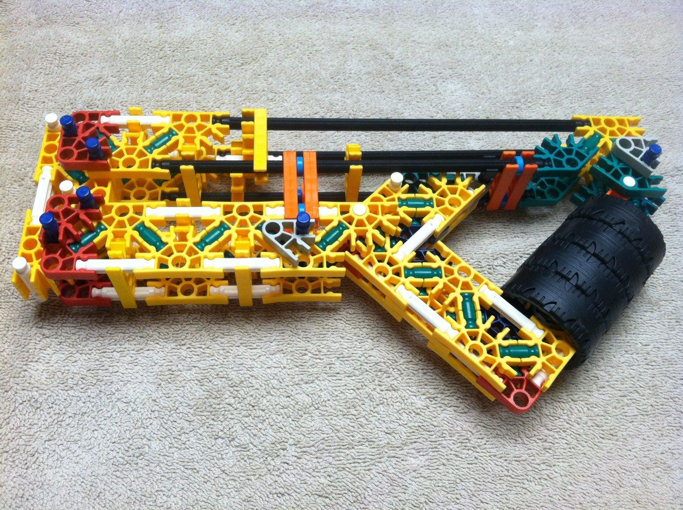 Pistol Grip/Stock