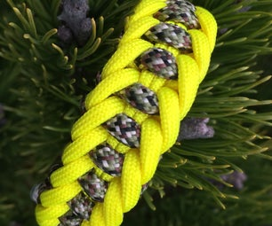 The Jagged Ladder Paracord Bracelet