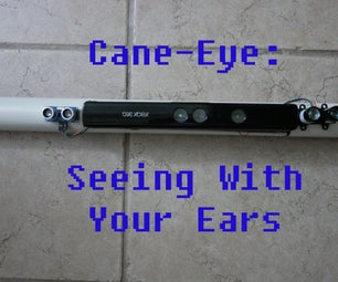 Cane-eye: See With Your Ears