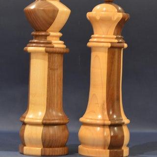 国际象棋盐和胡椒磨坊