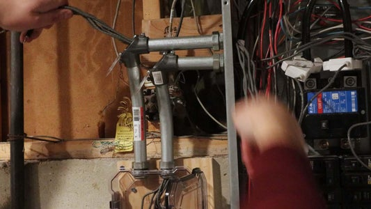 Install Current Transformers