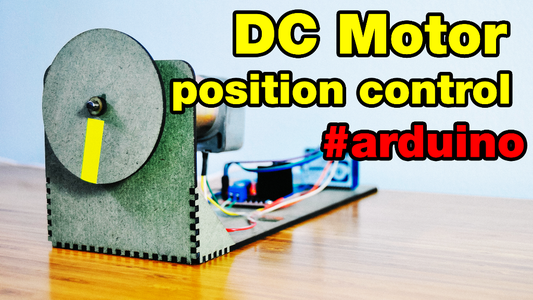 DC Motor Position Control