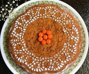 超级湿润芒果蛋糕