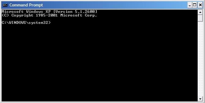 Basics of Batch Files