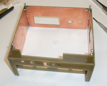 The Casing - Main Base