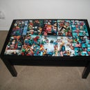 DC Comic Coffee Table