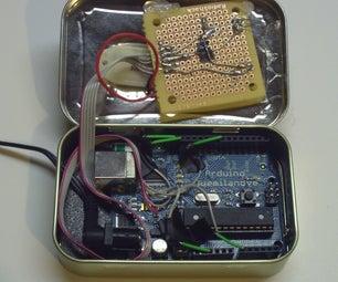 Arduino Laser Tripwire