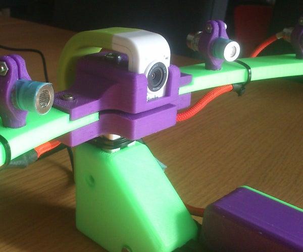Build a 30$ Laser Scanner
