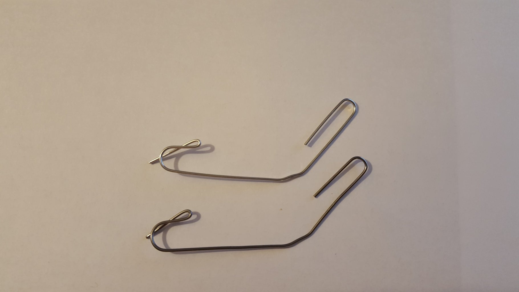 Bend the Paperclips