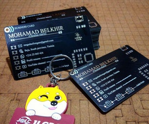 How to Make a PCB Business Card