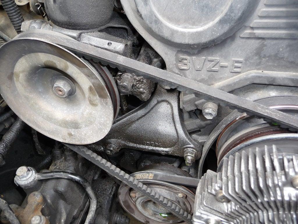 1994 Toyota 4runner V6 3vze Timing Belt Replacment 14 Steps Instructables