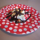 Mint Chocolate Brownie Sensational Sundae