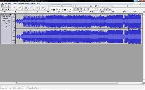 Imported Audio