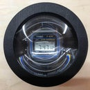 Fresnel Clock