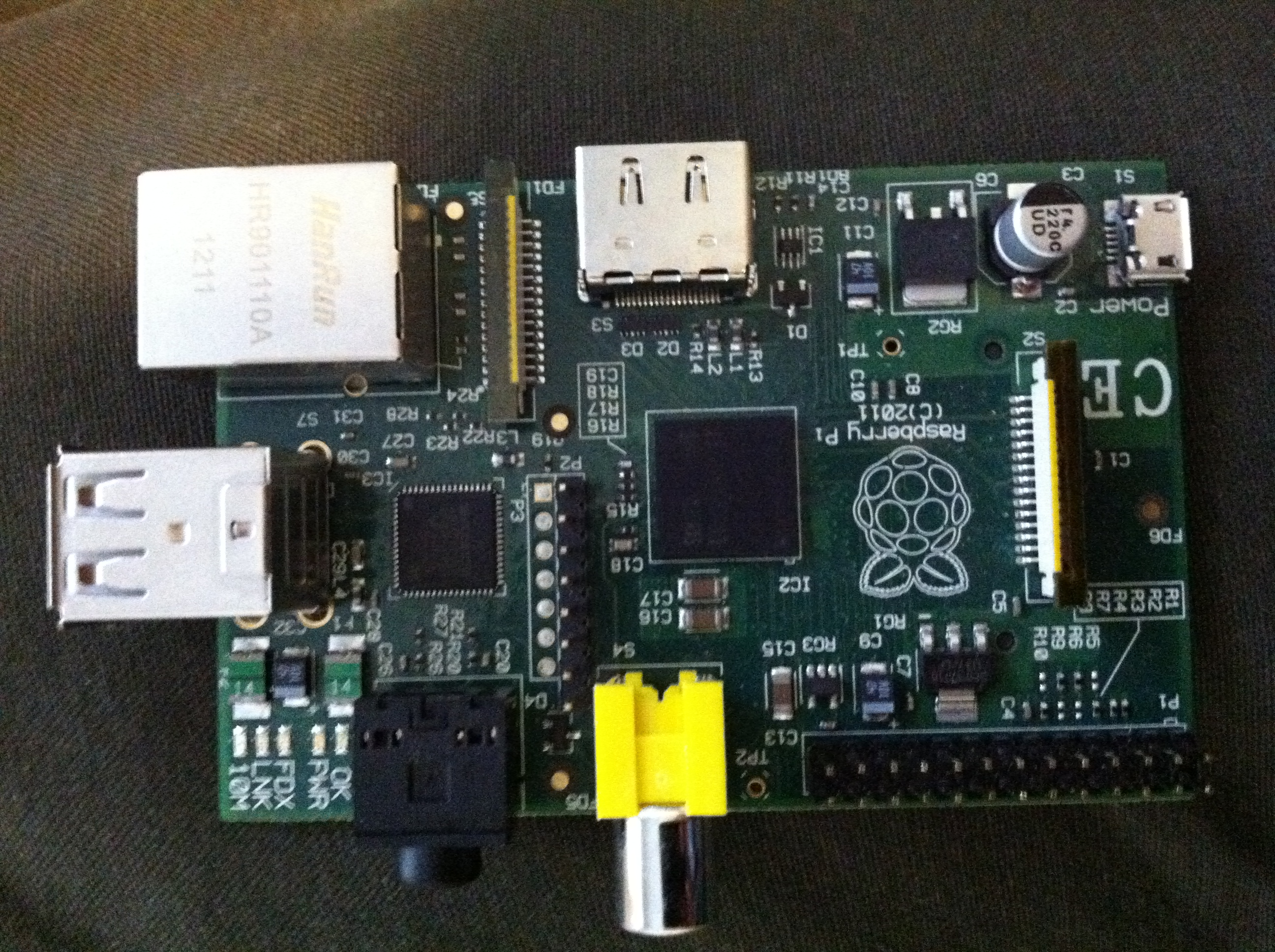 MyLittlePwny - Make a self powered pentesting box out of the Raspberry Pi for around $100
