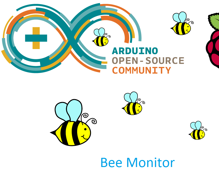 Raspberry Pi Beekeeping Server