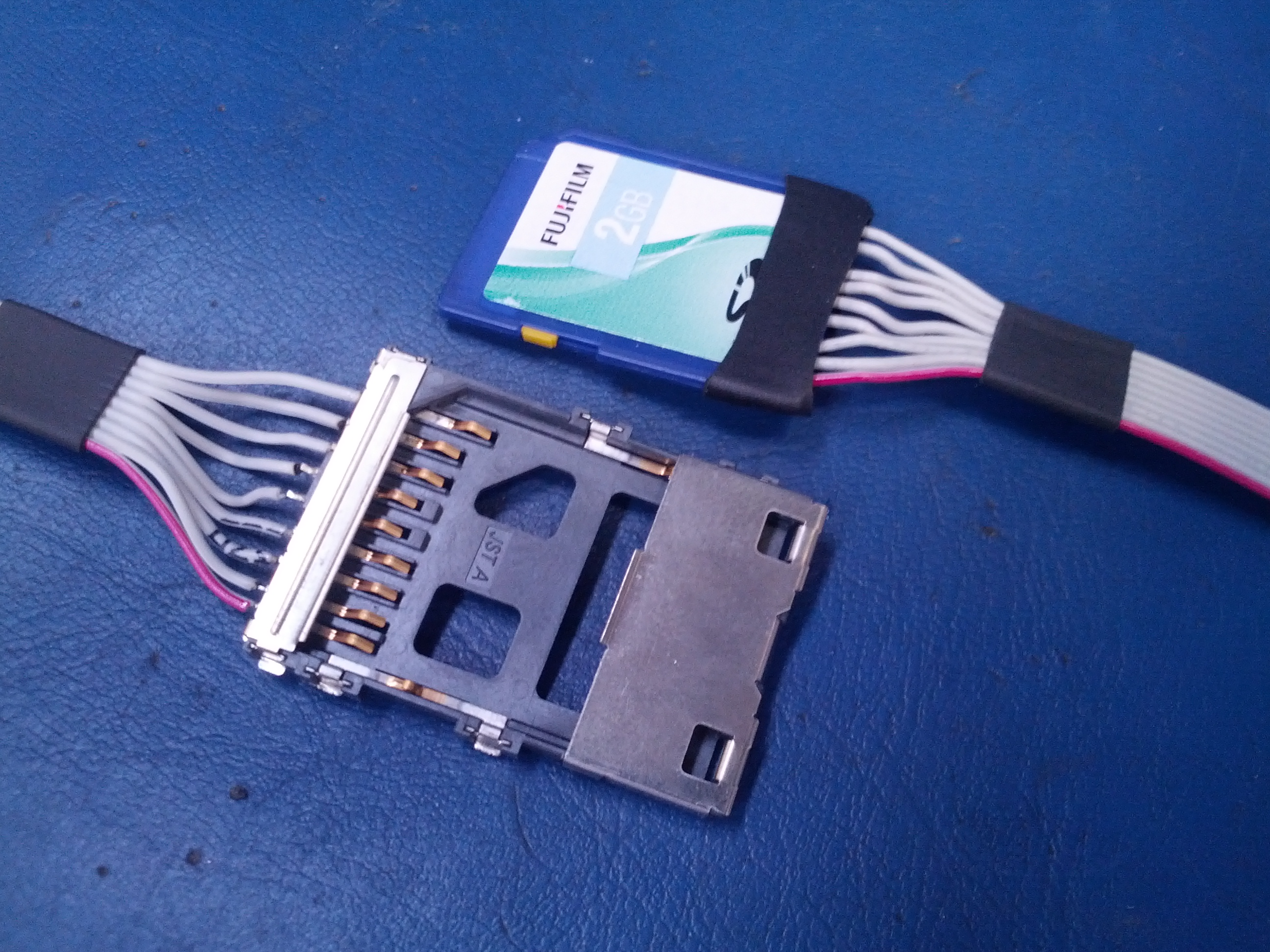 How to make an SD Card extension