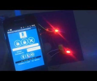 Android / Arduino - BLUETOOTH DOOR LOCK ACCESS CONTROL for Electric Strike Lock