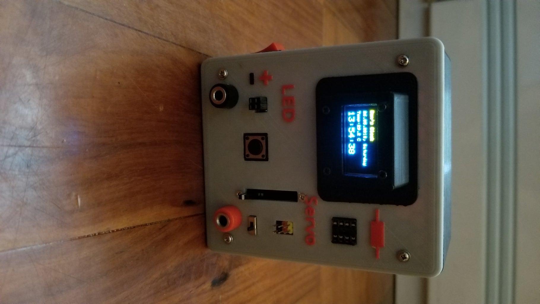 Arduino Multimeter