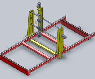 Home Built CNC Machine Part 1 - Supported Linear Rails