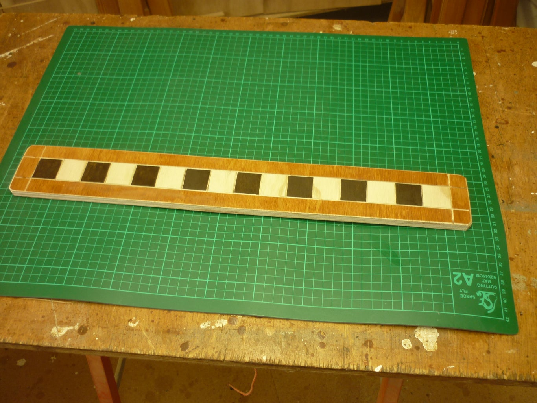 Finishing the Board