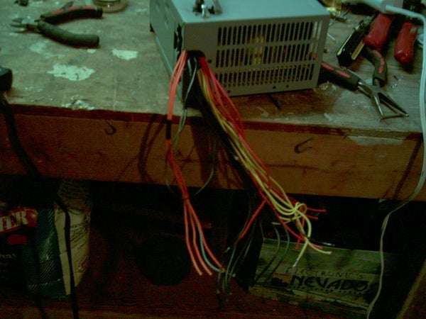 Yet Another ATX Power Supply Mod