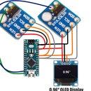 Arduino Wasser Sparen Durch Doppelnutzung Von Brauchwasser Mit 2x Lasersensoren VL53L0X