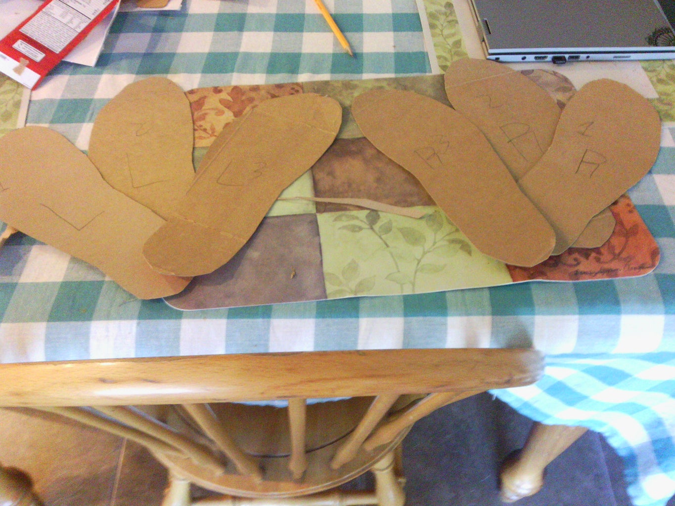 Tracing and Cutting