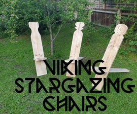 Viking Stargazing Chairs