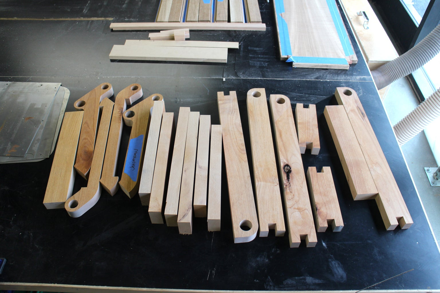 Cutting Pieces Using Templates