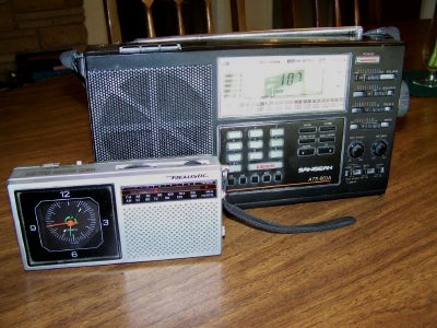 Listen to Shortwave Broadcasts on an AM Radio